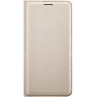 Чехол Samsung Flip Wallet EF-WJ510P Gold (для Samsung SM-J510 Galaxy J5 2016)