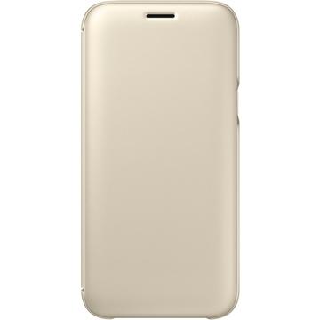 Чехол Samsung Wallet Cover EF-WJ530C Gold (для Samsung SM-J530 J5 2017)
