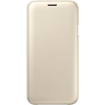 Чехол Samsung Wallet Cover EF-WJ730C Gold (для Samsung SM-J730 J7 2017)