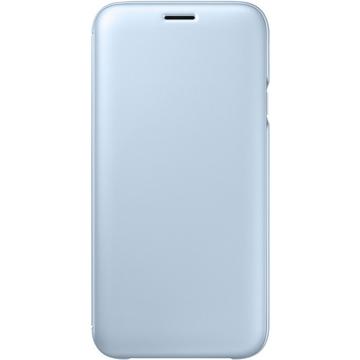 Чехол Samsung Wallet Cover EF-WJ730C Light Blue (для Samsung SM-J730 J7 2017)