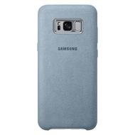 Чехол Samsung Alcantara Cover EF-XG955A Mint (для Samsung SM-G955F Galaxy S8+)