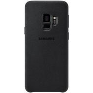 Чехол Samsung Alcantara Cover EF-XG960A Black (для Samsung SM-G960F Galaxy S9)