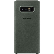 Чехол Samsung Alcantara Cover EF-XN950A Green (для Samsung SM-N950F Galaxy Note 8)