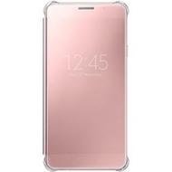 Чехол Samsung Clear View EF-ZA710C Pink (для Samsung SM-A710F Galaxy A7 2016)