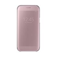 Чехол Samsung Clear View EF-ZA720C Pink (для Samsung SM-A720 Galaxy A7 2017)