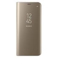 Чехол Samsung Clear View Standing EF-ZG950C Gold (для Samsung SM-G950F Galaxy S8)