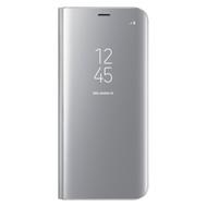 Чехол Samsung Clear View Standing EF-ZG950C Silver (для Samsung SM-G950F Galaxy S8)