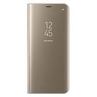 Чехол Samsung Clear View Standing EF-ZG955C Gold (для Samsung SM-G955F Galaxy S8+)