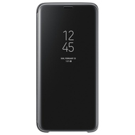 Чехол Samsung Clear View Standing EF-ZG960C Black (для Samsung SM-G960F Galaxy S9)