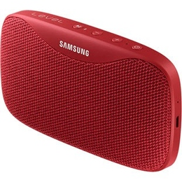 Колонки Samsung EO-SG930C Level Box Slim Red (Bluetooth/NFC)