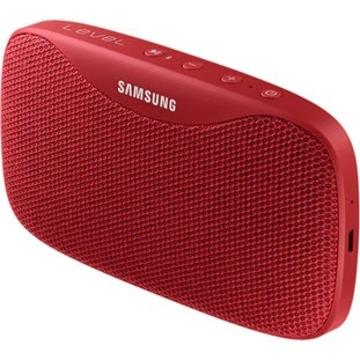 Колонки Samsung EO-SG930C Level Box Slim Red (Bluetooth/NFC)