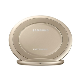 Зарядное устройство Samsung EP-NG930B Gold (беспроводное, для Samsung Galaxy S7, Galaxy S7 Edge )
