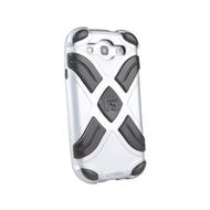 Футляр G-Form Xtreme Silver Black (для Samsung i9300 Galaxy S III, противоударный, реактивная защита RPT)