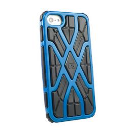 Футляр G-Form Xtreme Blue Black (для iPhone 5, противоударный, реактивная защита RPT)