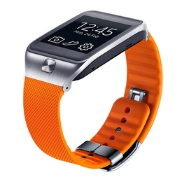 Ремешок Samsung ET-SR380 Orange (для Samsung SM-R38x Gear 2/Gear 2 Neo)
