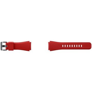 Ремешок Samsung ET-YSU76 Silicone Red (для Samsung SM-R770 Gear S3)