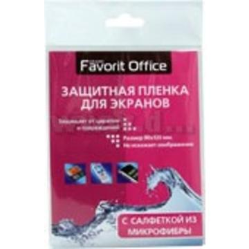 Защитная пленка Favorit Office (для экранов 90х120, с микрофиброй)