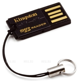 Card reader Kingston Generation 2 Black