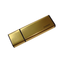 Флешка USB 3.0 Faison Z500 Super Speed 32Гб Gold