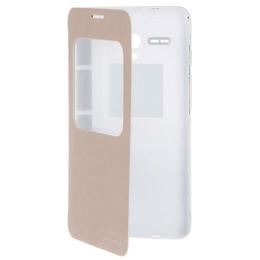 Чехол Alcatel Flip Cover FC5054 Gold (для Alcatel OneTouch 5054D)