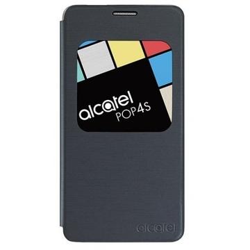 Чехол Alcatel Flip Case FC5095 Dark Gray (для Alcatel POP 4S)
