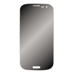 Пленка защитная Hama Privacy (для Samsung Galaxy S III, антибликовая, очищающая салфетка, H-108158)
