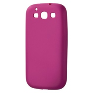 Футляр Hama Skin Pink (для Samsung i9300 Galaxy S III, силикон, H-109413)