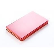 "Внешний жесткий диск 1 TB Present H30 Red (2.5"", SATA, алюминий)"