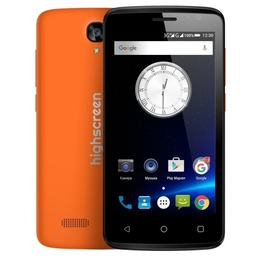 Highscreen Easy F PRO Orange