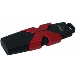 Флешка USB 3.0 Kingston Data Traveler HyperX Savage 3.0/3.1 128гб