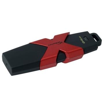 Флешка USB 3.0 Kingston Data Traveler HyperX Savage 3.0/3.1 64 гб