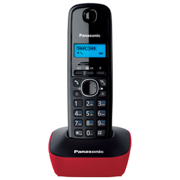 Panasonic KX-TG1611RUR Red