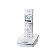 Panasonic KX-TG8051RUW White (цветной TFT дисплей, голосовой АОН, спикерфон, автоответчик)