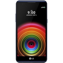 LG K220 X Power Black