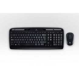 Logitech Combo MK330 Black