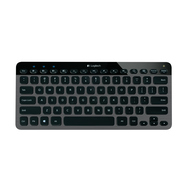Logitech K810 Illuminated Black