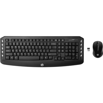HP Wireless Classic LV290AA Black