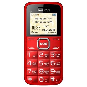 Maxvi B2 Red