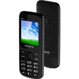 Maxvi C15 Black