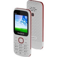 Maxvi C15 White Red