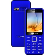 Maxvi K12 Blue Black