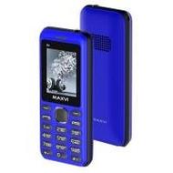Maxvi P1 Blue Black