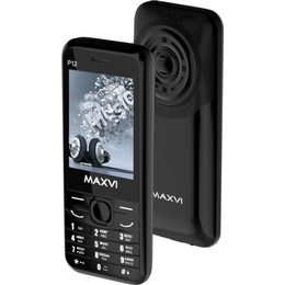 Maxvi P12 Black