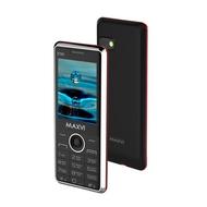 Maxvi X700 Black Red