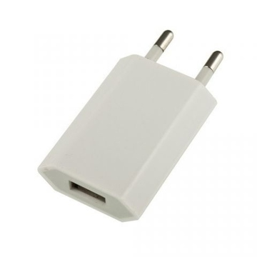 Зарядное устройство Apple USB Power Adapter (1A, кабель USB-30pin)