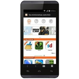 Micromax Canvas Fire-3 A107 Cosmic Grey