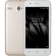 Micromax Q346 BOLT Lite Copper Gold