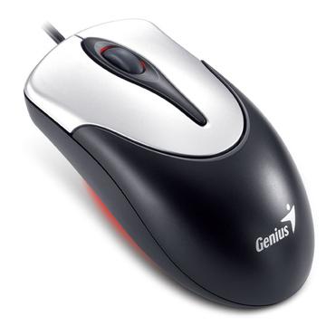 Genius Netscroll 100 Black Grey