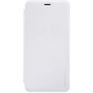 Чехол Nillkin Flip Cover White (для Meizu M5)