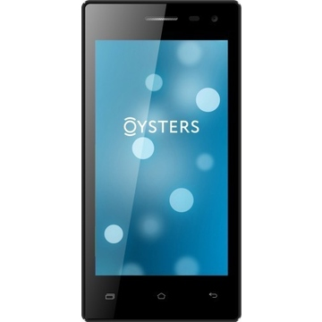 Oysters Atlantic 454 Black